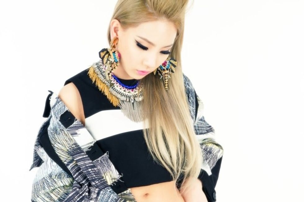 """South Korean Superstar CL Teams Up With Diplo, Riff Raff and OG Maco for """"Doctor Pepper"""""""
