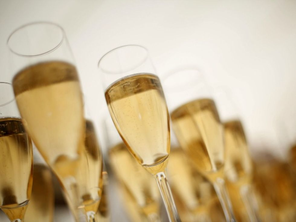 EMOJI SIRENS: We're Running Out of Prosecco