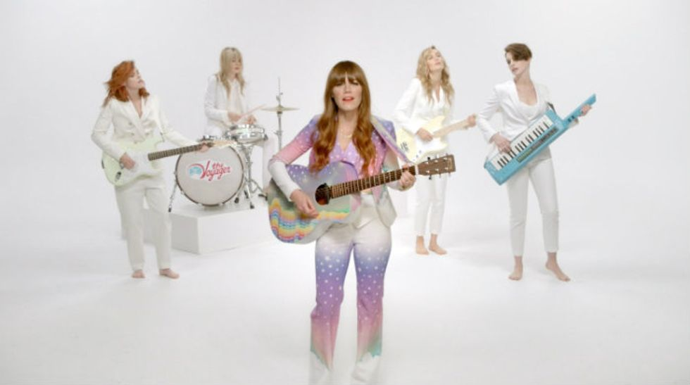 Watch Jenny Lewis Exorcise Her Past With Some Help From Her Friends