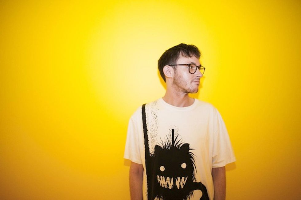 """Hudson Mohawke Talks """"Maximalism"""" and Sonic Textures Ahead of His NYC Show Tonight"""