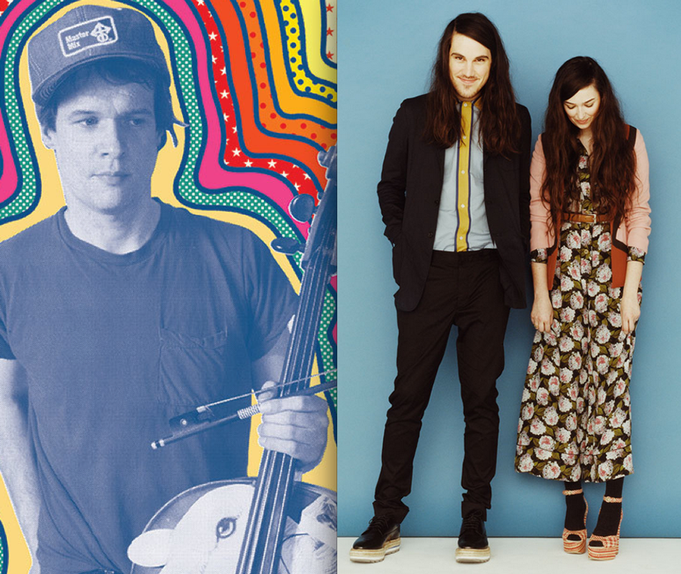Talking to Cults and Sam Amidon About Their Participation In RBMA's Arthur Russell Tribute