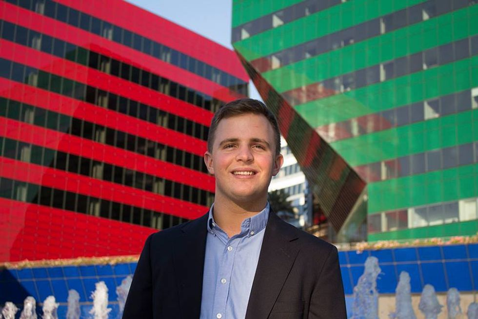 The New Royals: Meet Political Activist James Duke Mason