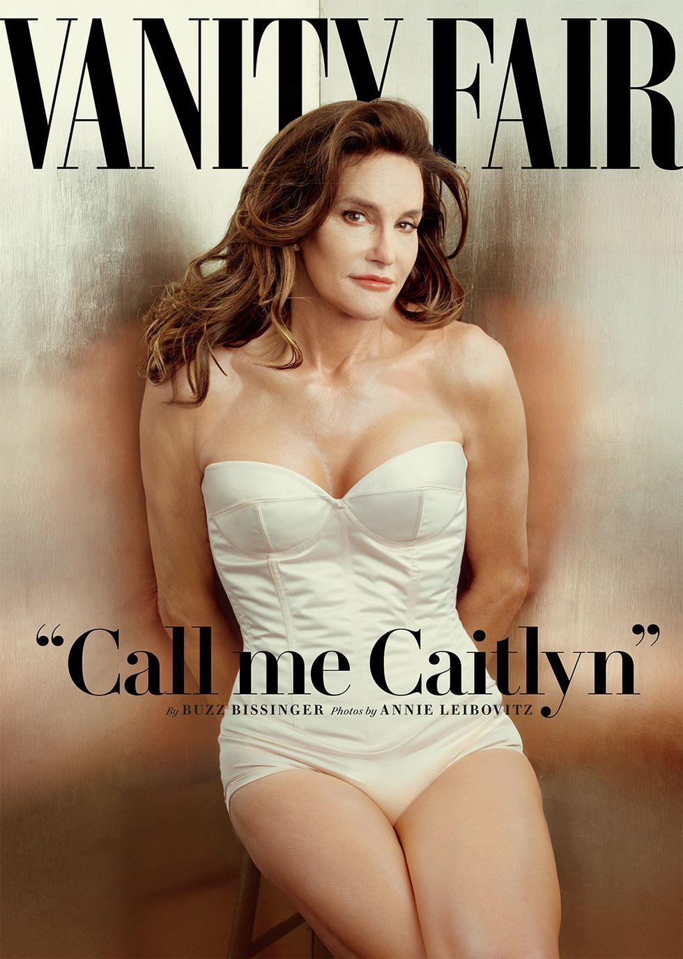 Introducing Caitlyn Jenner on the Cover of Vanity Fair