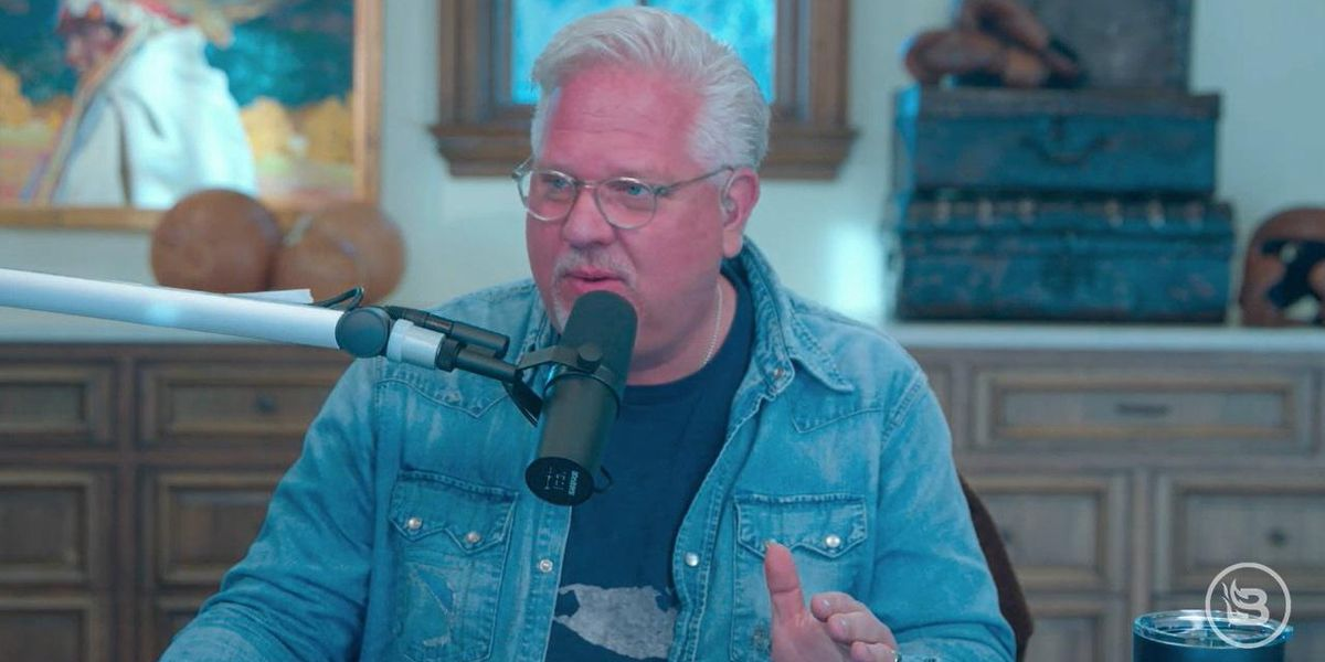 The 'most TERRIFYING story I have EVER had to report': Glenn Beck reveals newly approved CA school curriculum