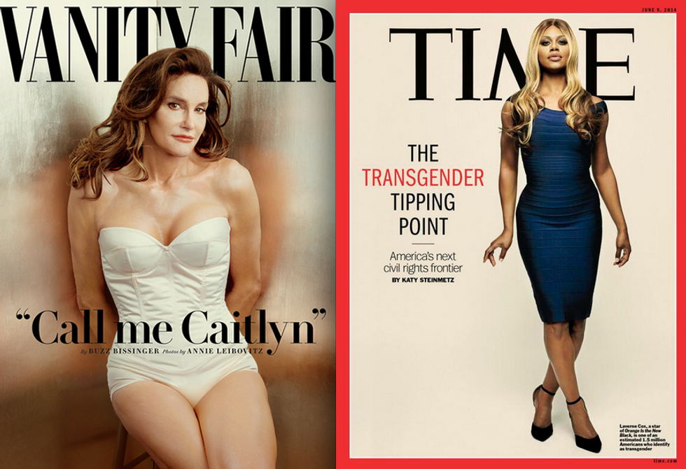 Laverne Cox Penned the Perfect Response to Caitlyn Jenner's Coming Out