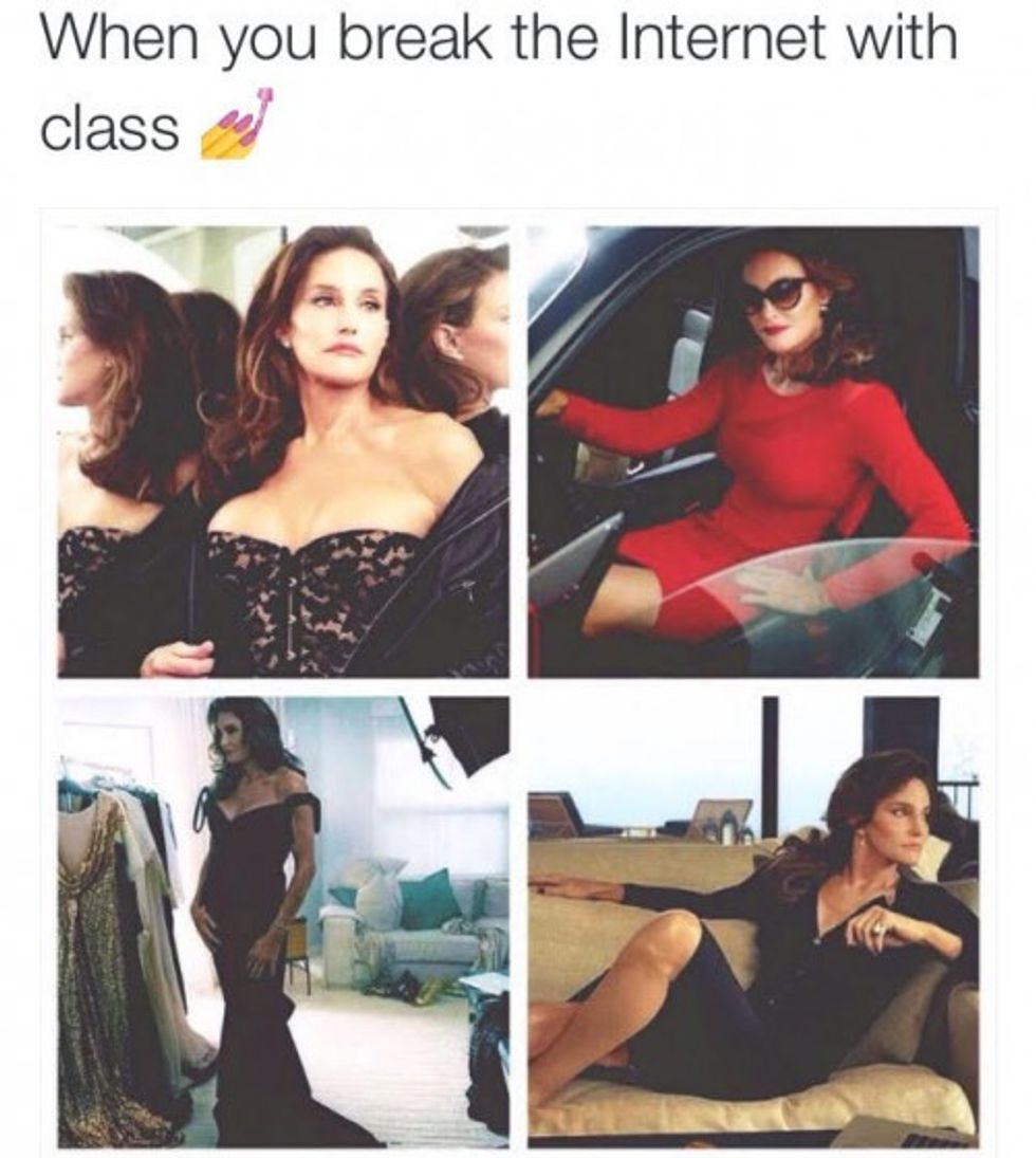 Why Your Caitlyn Jenner Memes Are Awful