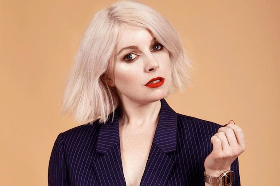 """Little Boots Channels Cher Horowitz, Pulls Off """"Hangover Chic"""" In New Video"""
