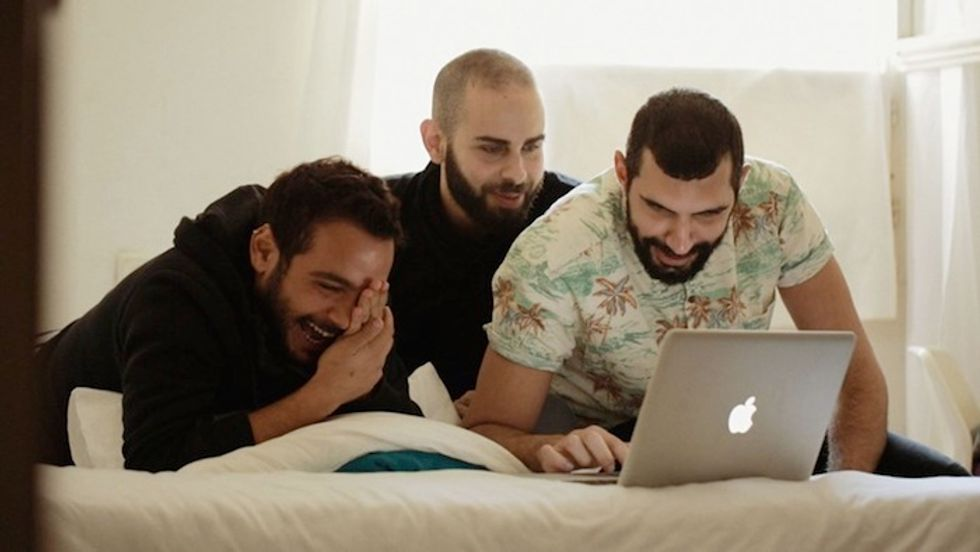 A New Documentary Gives Viewers a Glimpse Into the Lives of Gay Palestinians