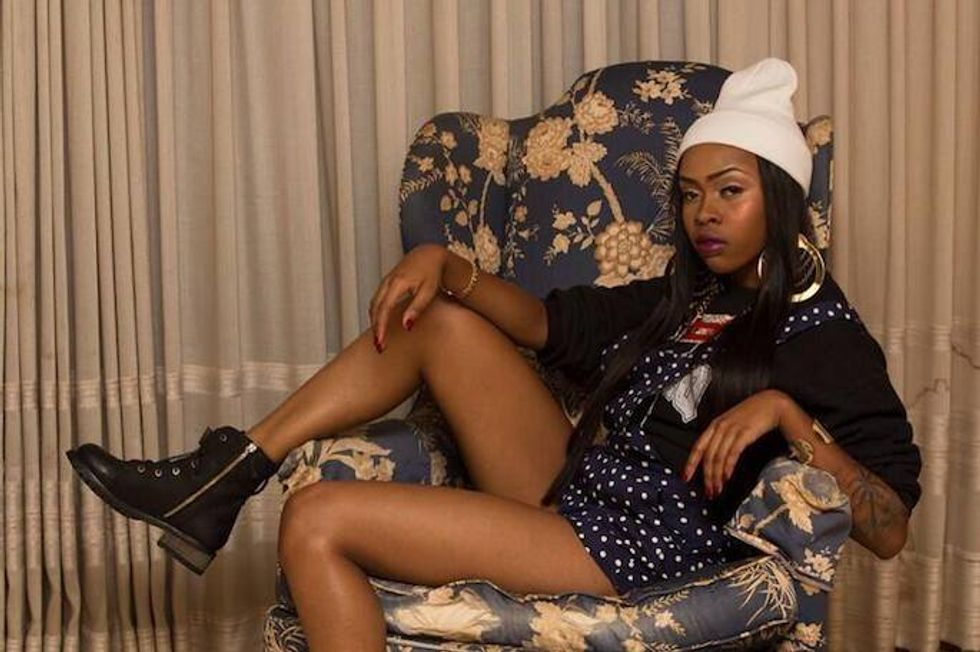 """Tink Takes On Tazer's """"Wet Dollars"""" in a New Brooklyn-Shot Video"""