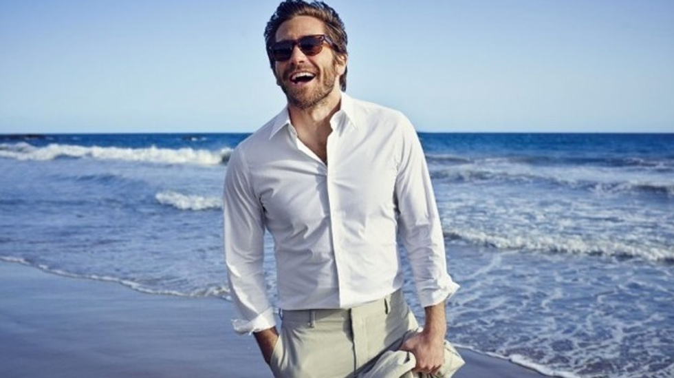 ICYMI: Jake Gyllenhaal Is Dabbling In Metaphysics Now