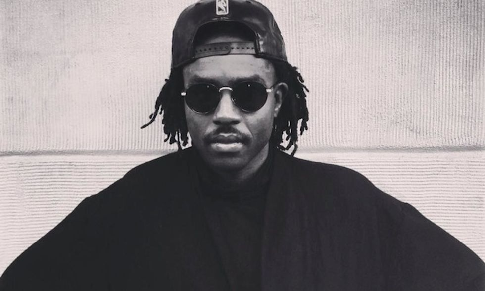 UPDATED: What Is Dev Hynes Planning for NYC?