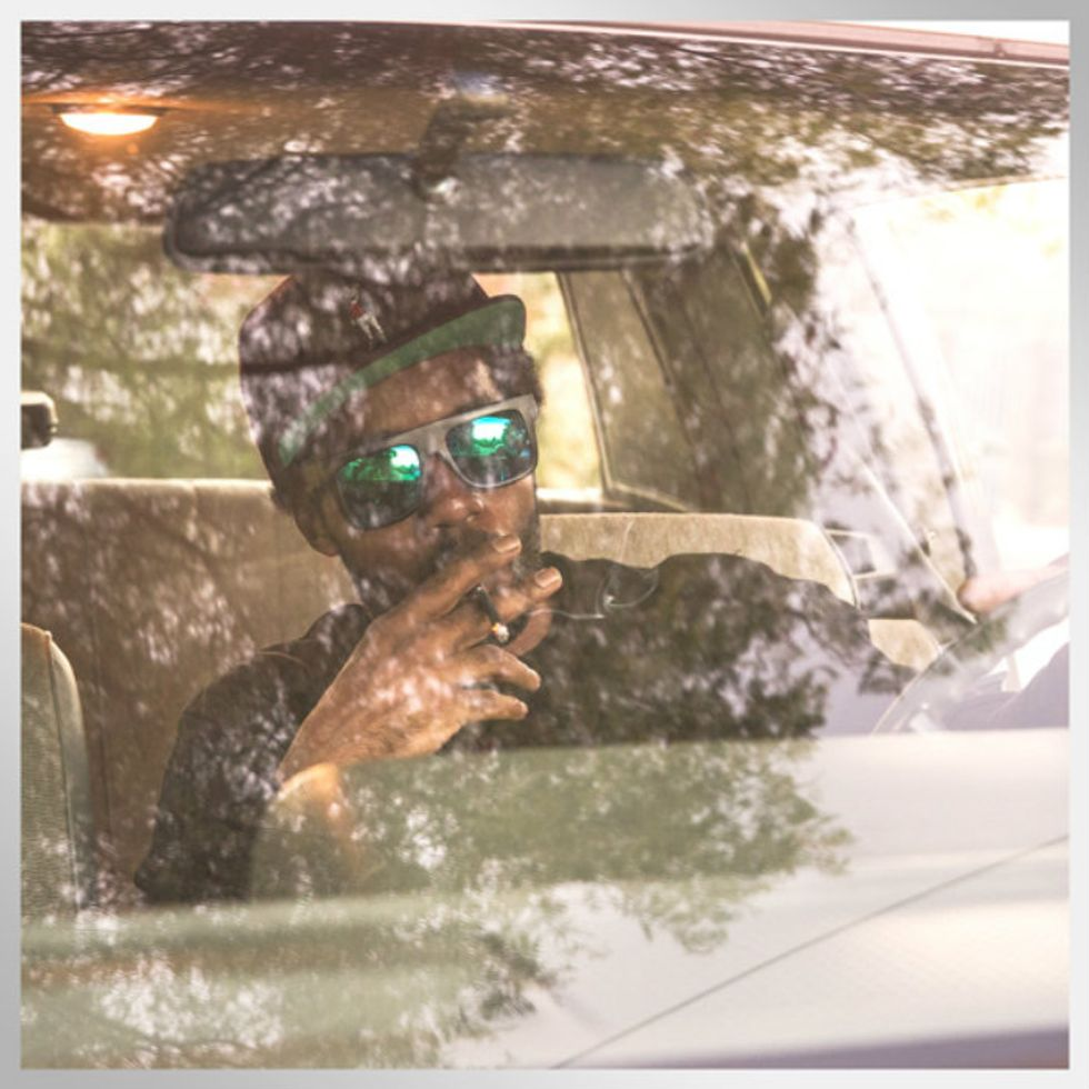 Ride Into the Weekend With Dam-Funk's New EP