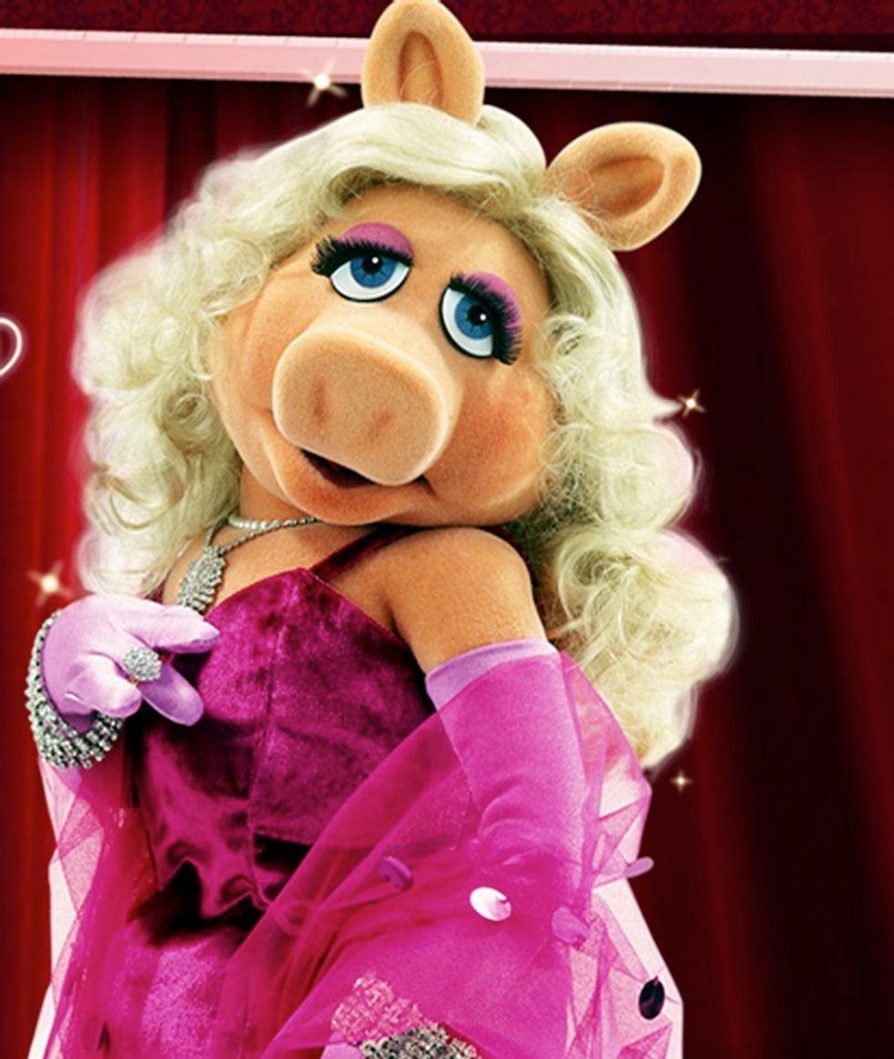 The Feminine Moi-stique: Miss Piggy Pens Her Feminist Manifesto