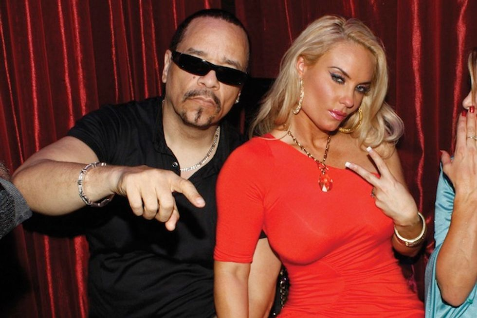 Ice-T and Coco's First Talk Show Teaser is Here