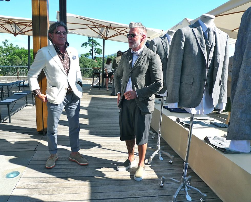 Highlights from Pitti Uomo