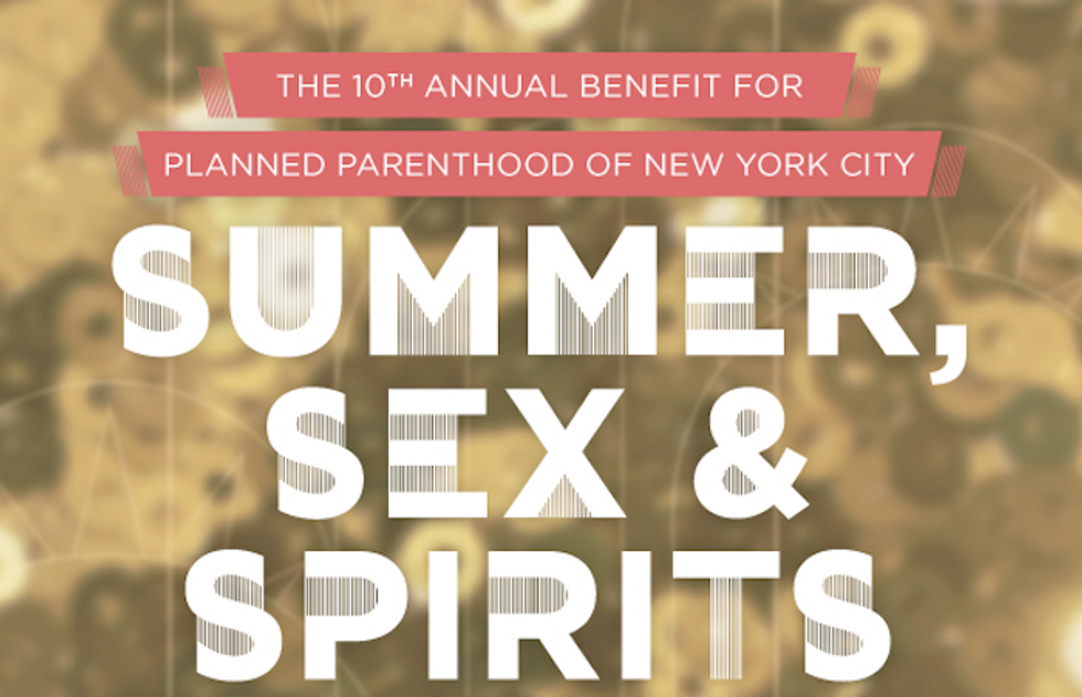 Planned Parenthood's 10th Annual Fundraiser