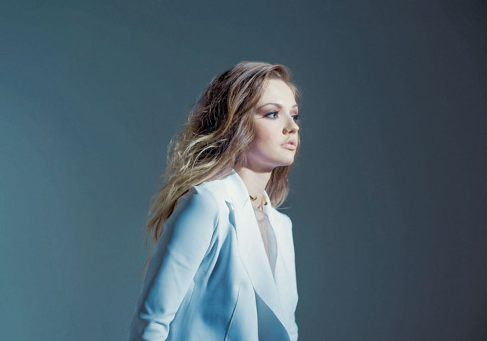 """Meet Emily Meade, Star of HBO's Unsettling New Drama """"The Leftovers"""""""