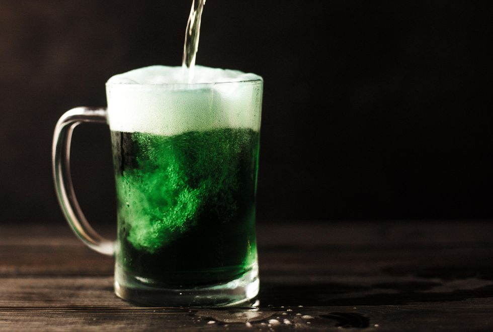 Something To Keep In Mind This Green Beer Day — Getting Black Out Drunk Isn't Cool