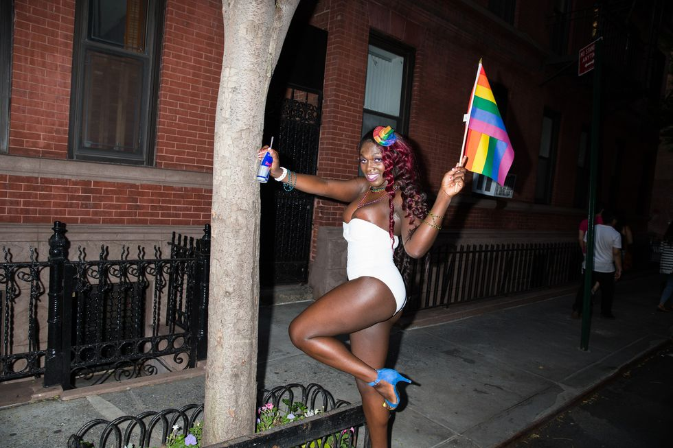 Scenes from the 45th Annual NYC Gay Pride Parade