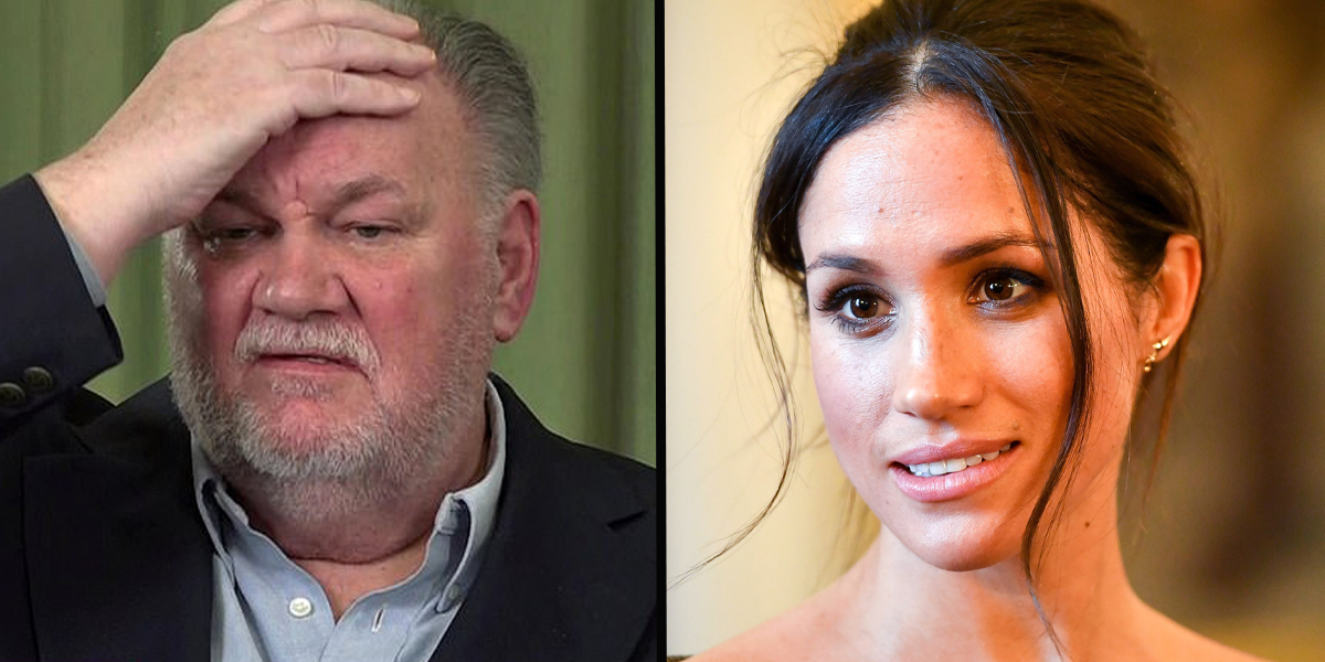 Thomas Markle Says Meghan's Oprah Interview Is the First Time He's Heard Her Speak in Years