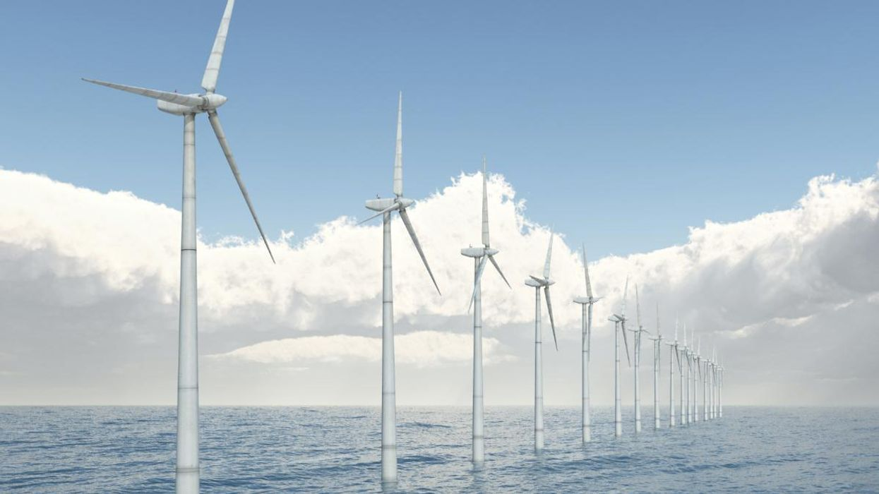 Biden Admin Advances First Major U.S. Offshore Wind Farm Project