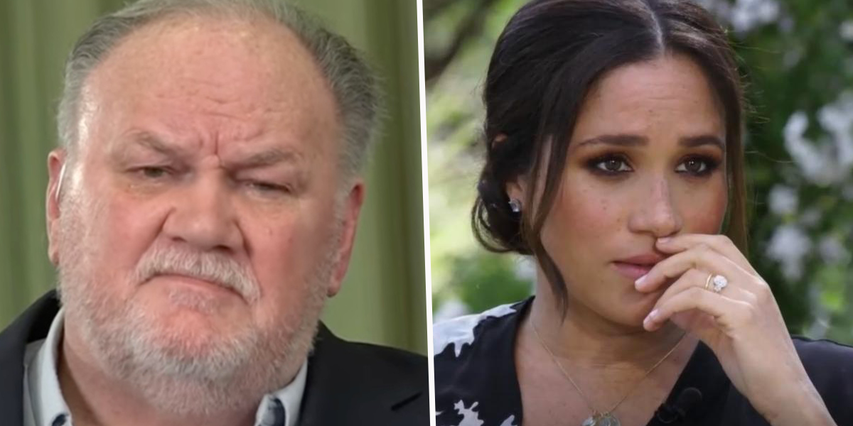 Meghan Markle's Dad Says Archie's Skin Color Comment Was 'Dumb' But Royal Family Isn't Racist