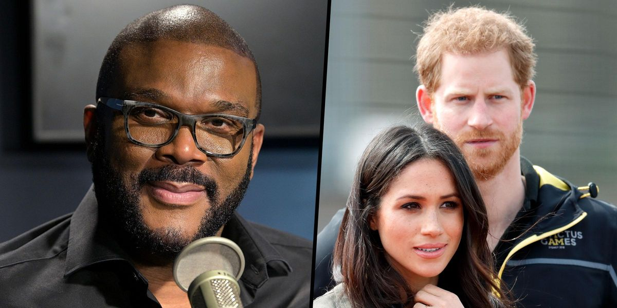 Tyler Perry Provided Harry and Meghan with a Home and Security after Their Royal Support Was Removed
