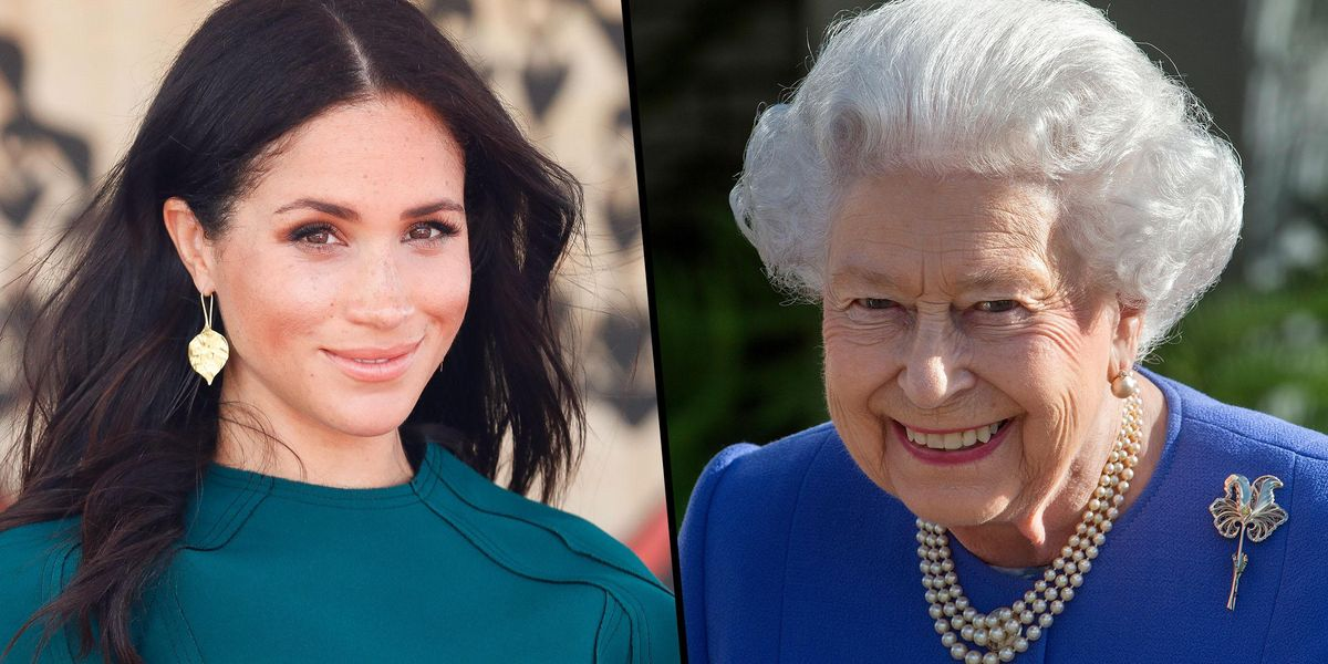 Queen Elizabeth Urged to Apologize to Meghan Markle on 'The View'