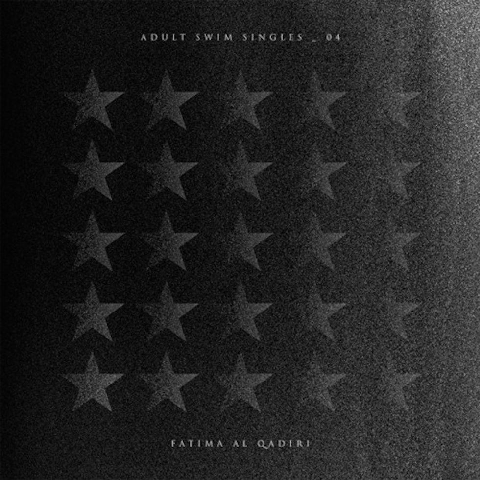 "Fatima Al Qadiri Drops a Sinister-Sounding Rendition of ""Star-Spangled Banner"""