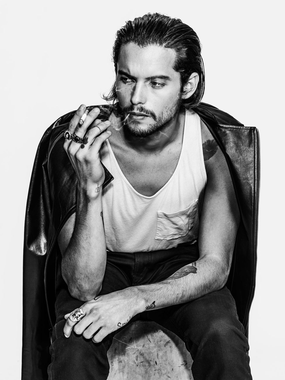 Pro Skateboarder Dylan Rieder Brings Style to the Streets