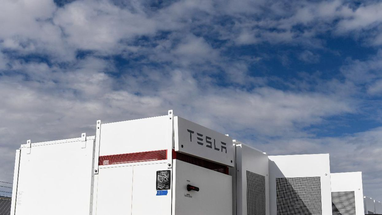 Tesla Is Building a Giant Battery in Texas to Back up Grid