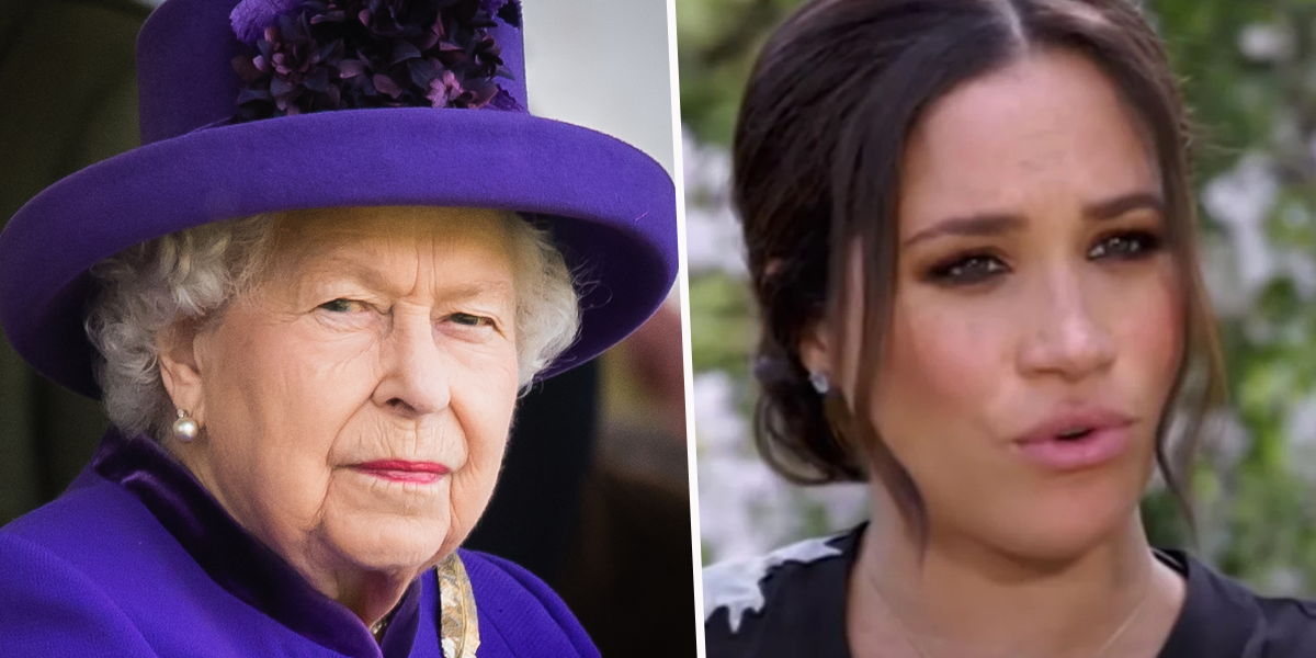 Royal Family Respond To 'Serious' Allegations of Racism Made by Harry and Meghan