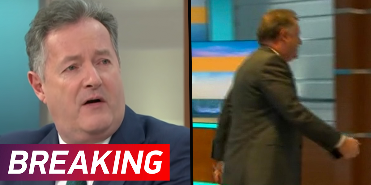 Piers Morgan Quits TV Show After Accusing Meghan Markle of Lying About Racism and Suicidal Thoughts
