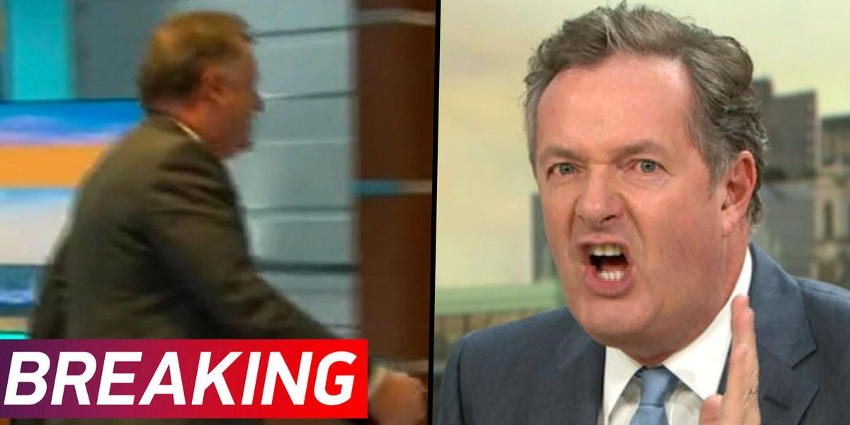Piers Morgan Steps Down from TV Show after Claiming Meghan Markle Was Lying About Suicidal Thoughts