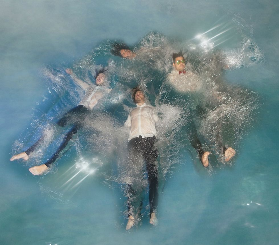 """Mexican New Wave Band Rey Pila Is a """"Blast"""""""