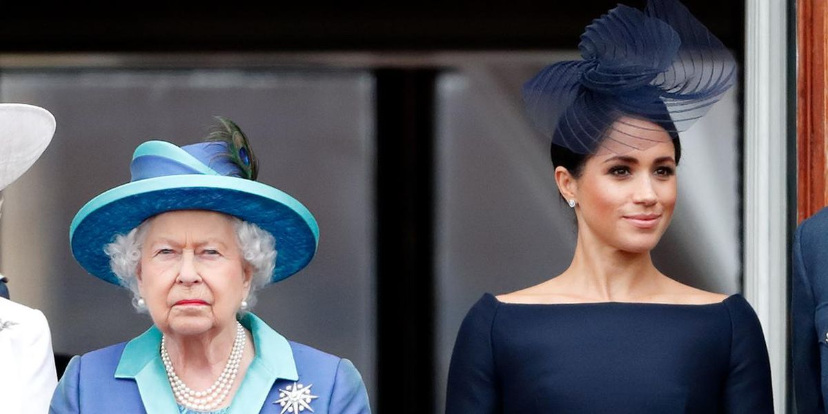 The Queen Responds to Meghan and Harry's Oprah Interview