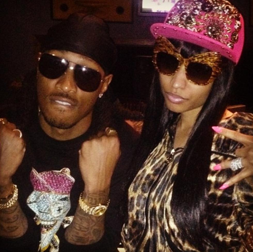 Future Has a New Track Ft. Nicki Minaj (and George Michael?!)