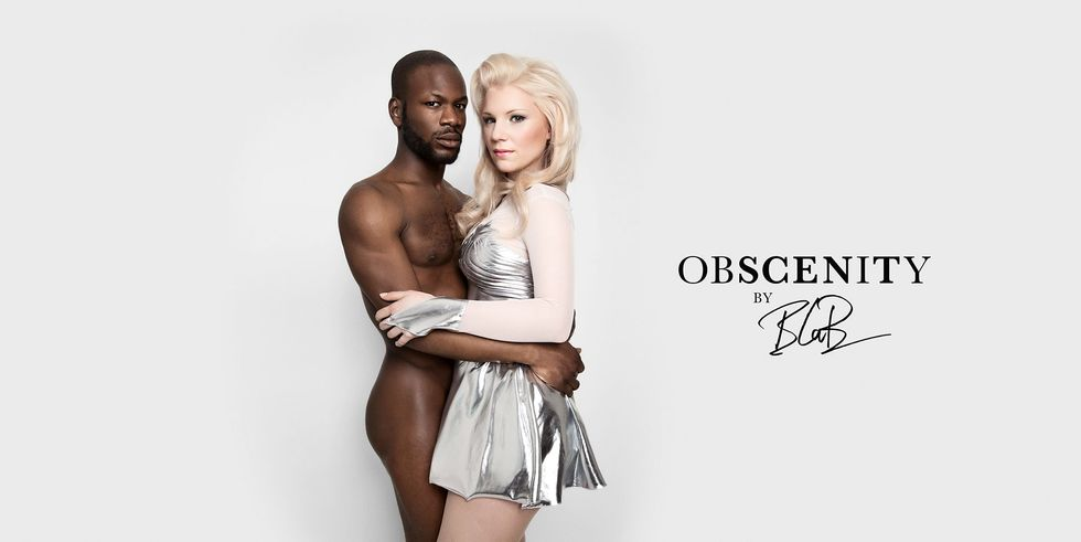 """Preview Images from Bruce LaBruce's New Show, """"Obscenity"""""""