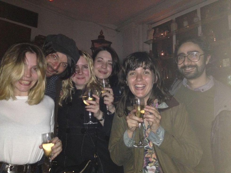 "Courtney Barnett's Summer Tour Diary: ""We're at a Secret Harry Potter Bar"""