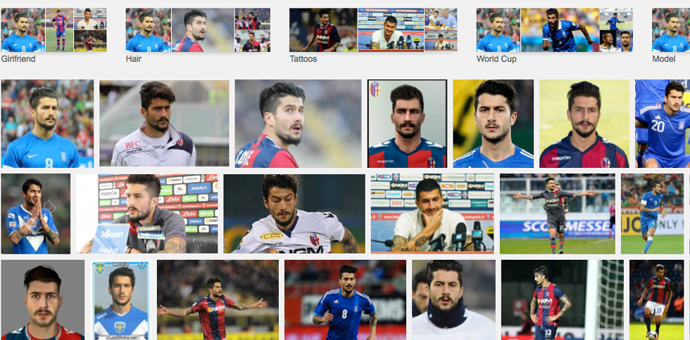 Vote for the Hottest Player In the World Cup