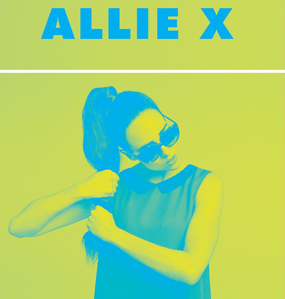 Allie X: '80s Electropop With a Healthy Dose of Darkness