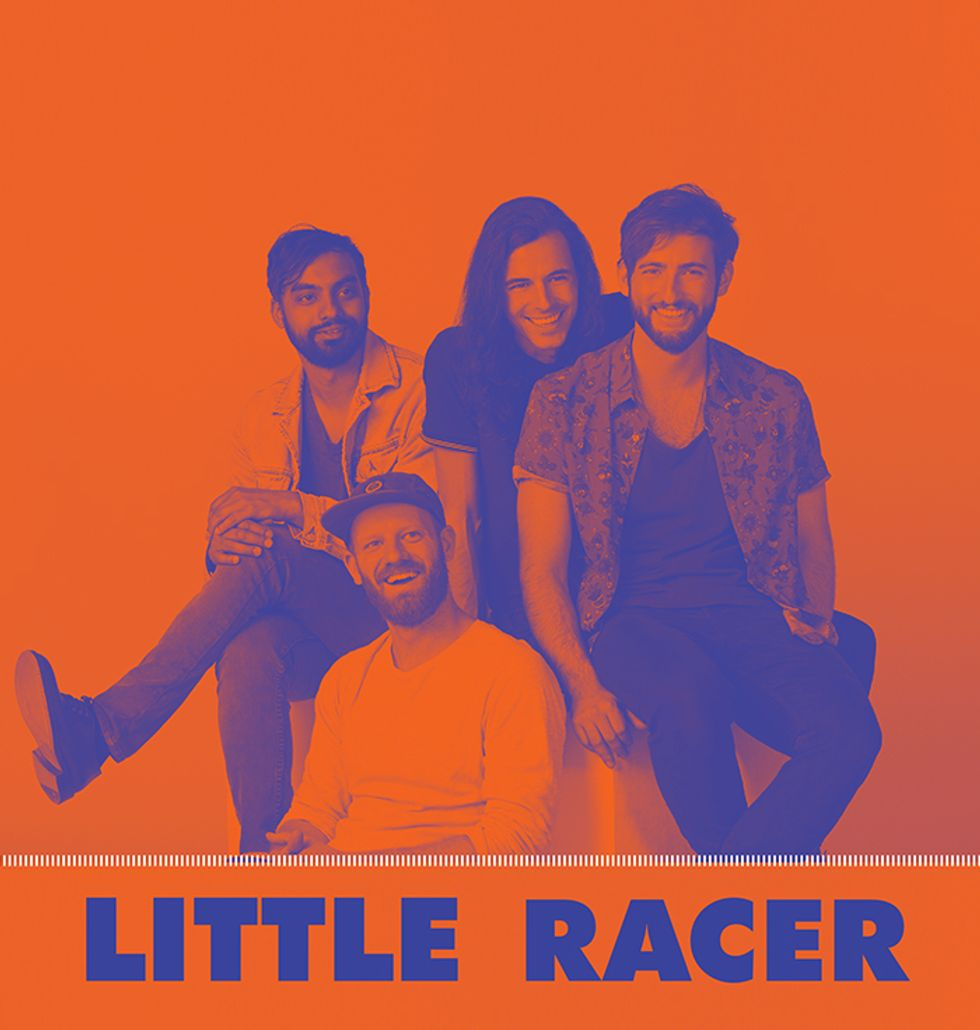Little Racer: Brooklyn Modern Lovers