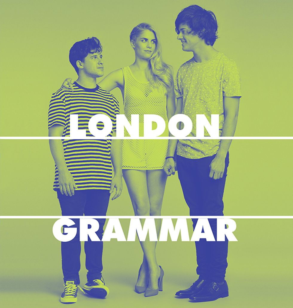 London Grammar Tries Their Best to Be Normal