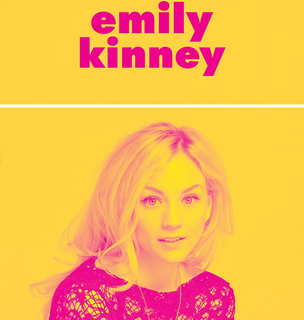 Emily Kinney: The Singer-Songwriter Zombie-Hunter Next Door