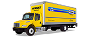 Penske medium-duty truck