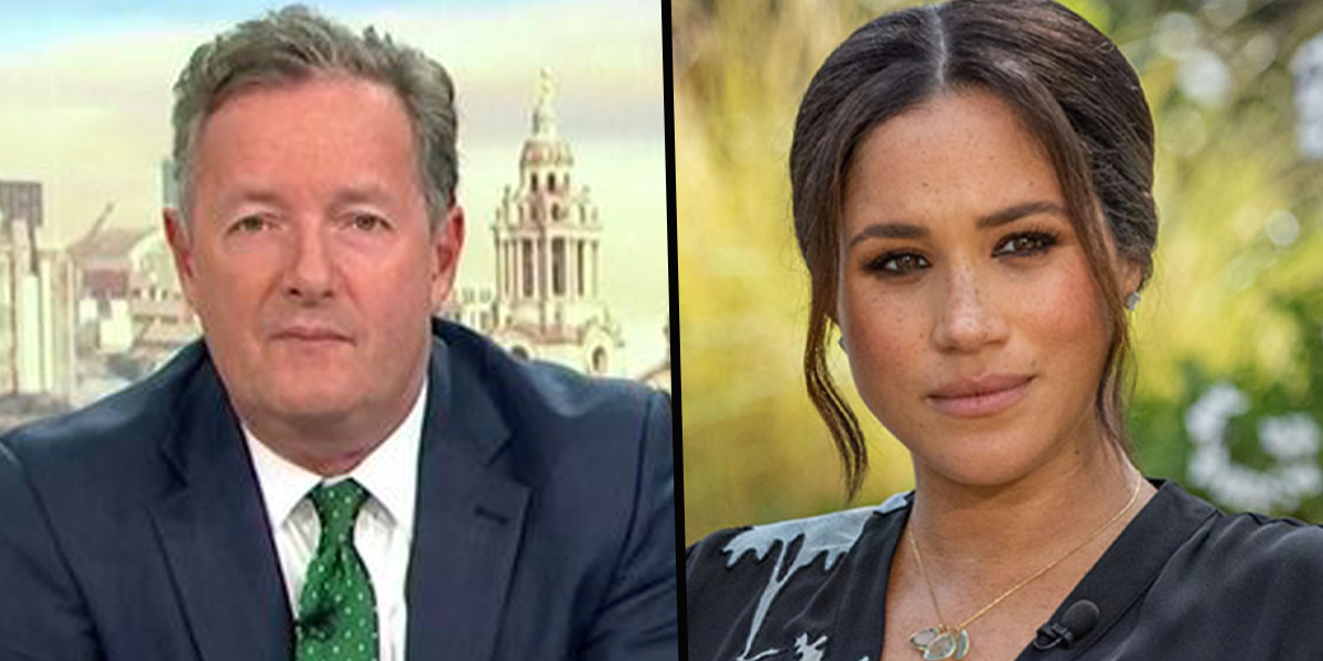 Piers Morgan Breaks His Silence After Quitting TV Show Due to Backlash