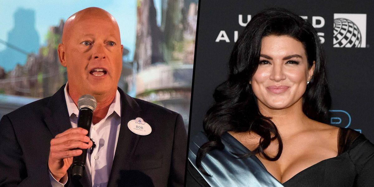Disney CEO Says Gina Carano Firing Was about 'Values That Are Universal'