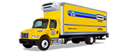 Penske Refrigerated Trucks