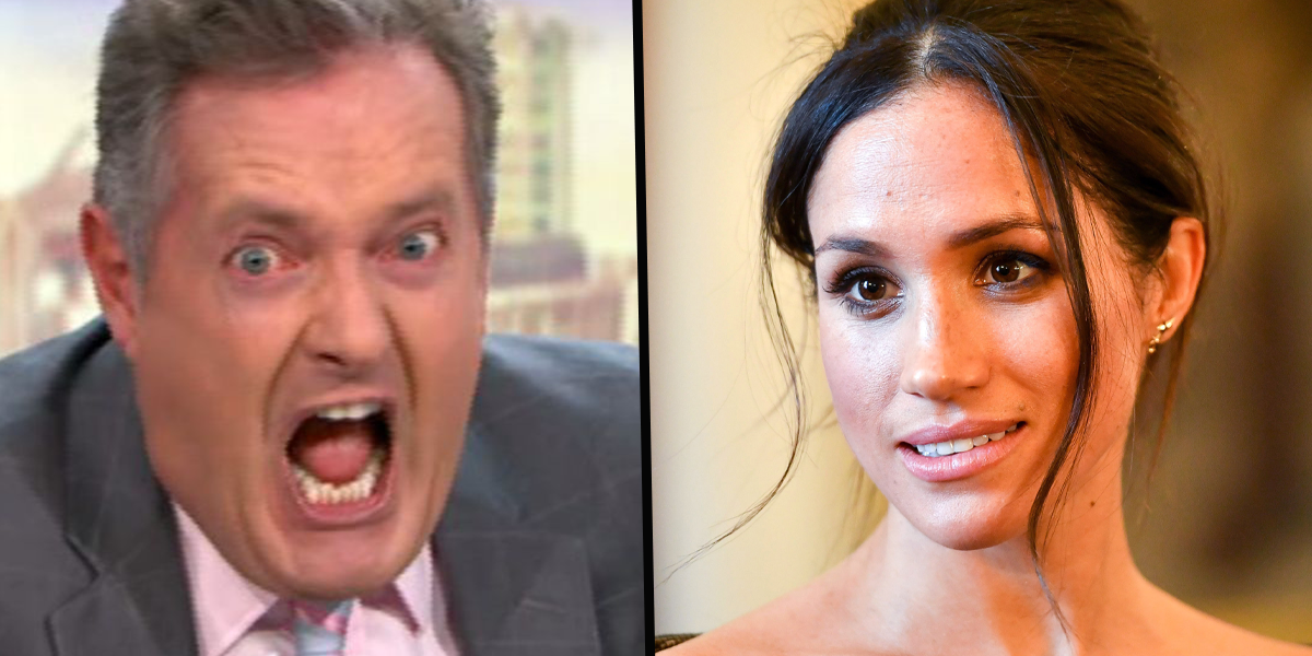 Piers Morgan Says 'Freedom of Speech is a Hill I'm Happy to Die On' After Meghan Markle Controversy