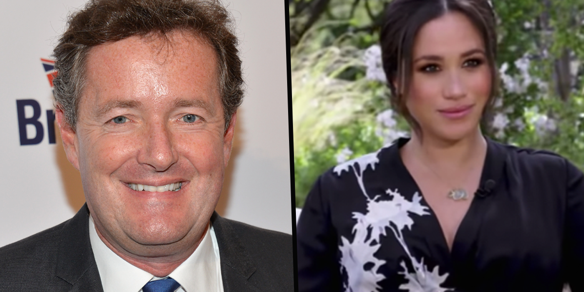 Piers Morgan Has Broken His Silence After Quitting TV Show Due to Outrage